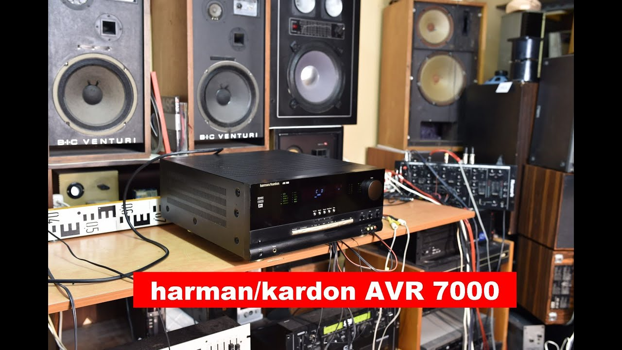 harman kardon avr 7000 receiver amplifier verst rker home cinema top rh youtube com Service ManualsOnline Customer Service Books