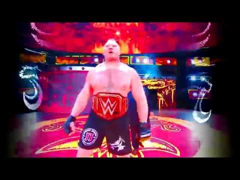 Brock Lesnar Custom Titantron And Theme Song