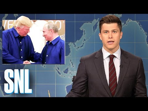 Weekend Update on Donald Trump's Asia Trip - SNL