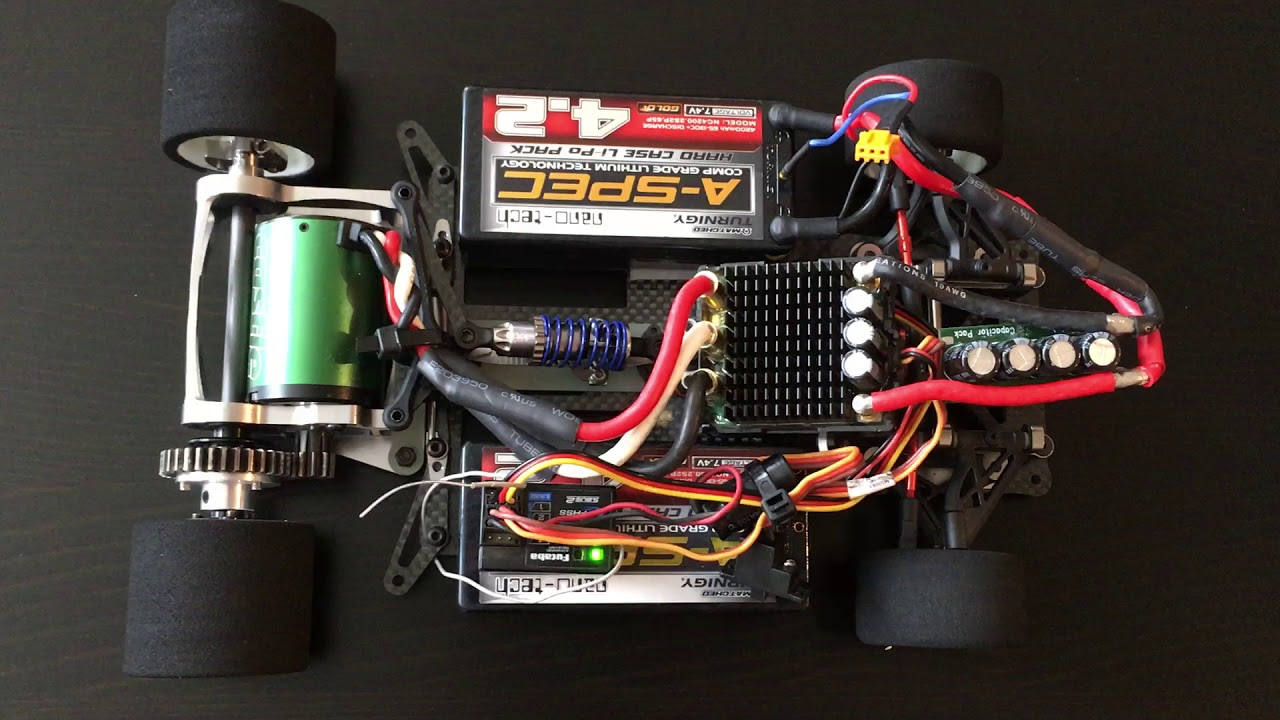 1/12 Speed Run Car MOD 1 Gears