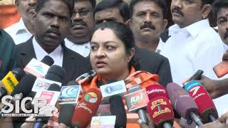 Deepa tells panel her aunt J Jayalalithaa may have been attacked