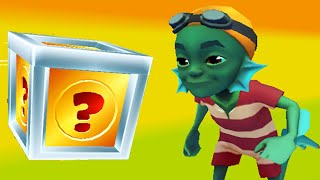 Subway Surfers World Tourn Chilling Cambridge - Halloween Update Gameplay Walkthrough