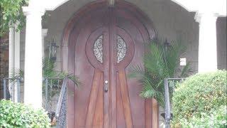 Exterior Front Doors Designs - Part 1 - House Building, Home Improvements, Custom Homes.