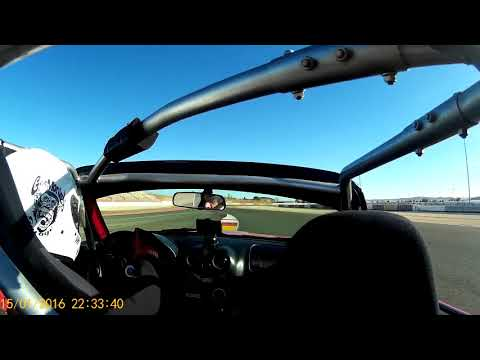 Tandas REvents Colin Chapman Albacete 26/11/2017 mx5 turbo