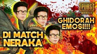 SQUAD GHIDORAH MENGAMUK DI TIER NERAKA !!! With ( TUTURU, VALDEMORT ) - PUBG MOBILE INDONESIA