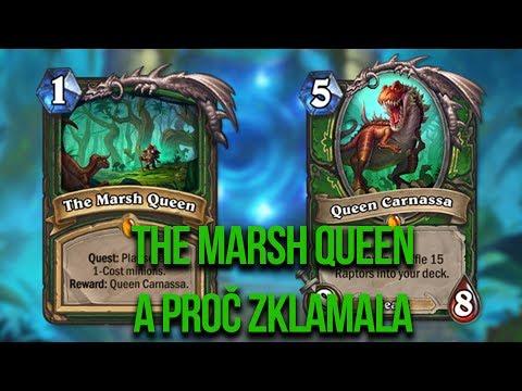 The Marsh Queen a proč zklamala