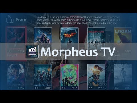 Morpheus TV (New Update) – Great Terrarium TV Alternative – Best Settings + Walkthrough