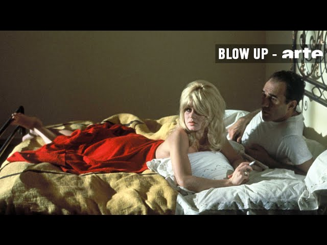 Das Bett im Film - Blow up - ARTE