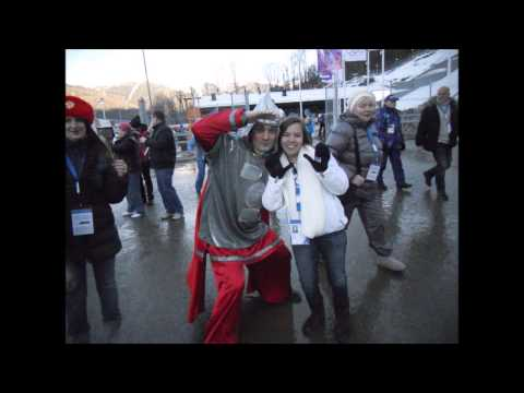 Our trip to the 2014 Sochi Winter Olympic Games