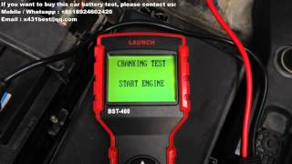 best car battery tester launch x431 bst 460 100 original x431 bst460 multi language
