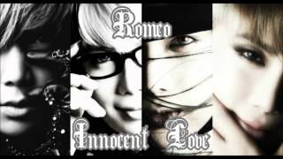 [Audio/Download] Park Jungmin / ROMEO - Innocent Love (Japanese Ver.)