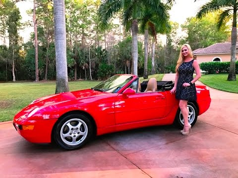 Sold 1994 Porsche 968 45k Miles For Sale By Autohaus Of Naples