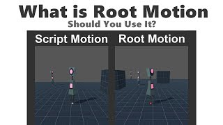 Should You Use Root Motion?