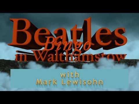 Beatles Bingo with Mark Lewisohn
