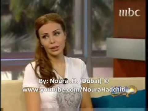 رولا سعد تتحدث عن دارين حدشيتي / Rola Saad Talks About Darine Hadchiti