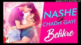 Nashe Si Chadh Gayi (Befikre) | Karaoke |
