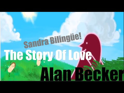 THE STORY OF LOVE (ALAN BECKER) | Video Reacción - SandyCandy