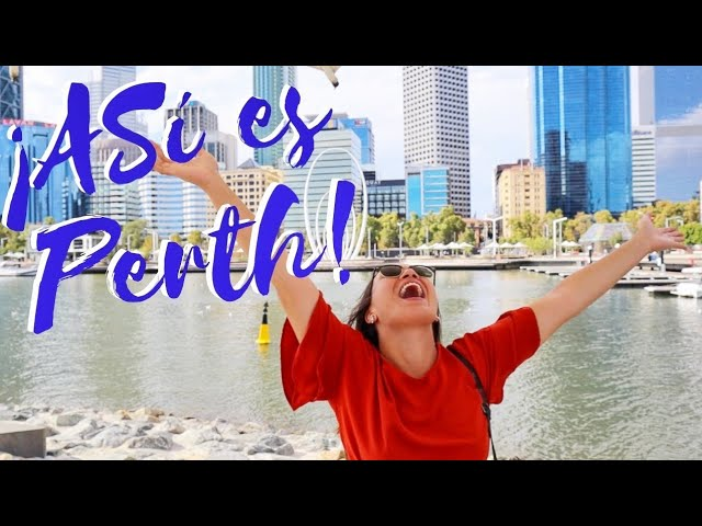 ¿Cómo es VIVIR EN PERTH Australia? | Tour por PERTH | Acá en Australia