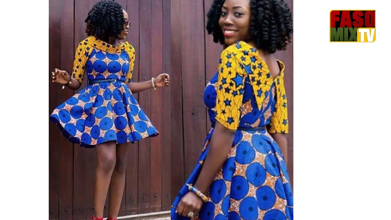 e00846248c2579 MIX MODE # 16 - FEMMES [Mode Africaine - Fashion - LookBook - Modèle Robe]  2017