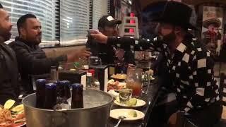 Me Canse De Rogarle - Cantando con Saul El Jaguar, Carlos Sarabia, Charly Perez