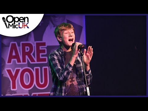 PERFECT – ED SHEERAN performed by XANDER at Open Mic UK music competition