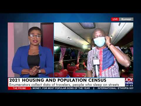 Data Collection and Counting to last for 15 day - Prof. Annim- The Probe on JoyNews (27-6-21)