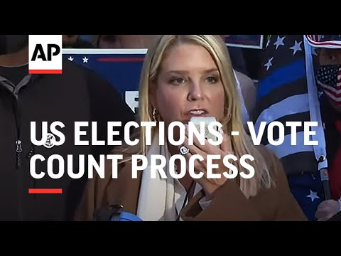 Trump team decries Pennsylvania vote count process