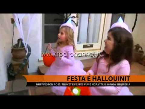 Festa e Halloween - Top Channel Albania - News - Lajme