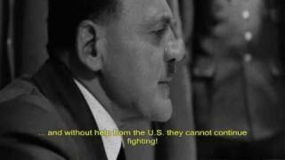 the impact of americas involvement in world war two to the downfall of adolf hitler German declaration of war against the united states as well as america's previous intervention in world war i adolf hitler's declaration of war against the.