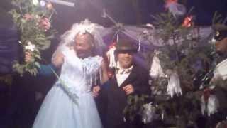 У Лючу на весілля завітали молодята із КАНАДИ