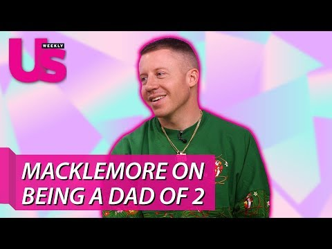 Macklemore Opens Up About Being a Dad of 2