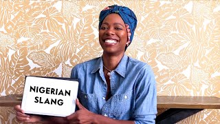 Insecure's Yvonne Orji Teaches You Nigerian Slang | Vanity Fair