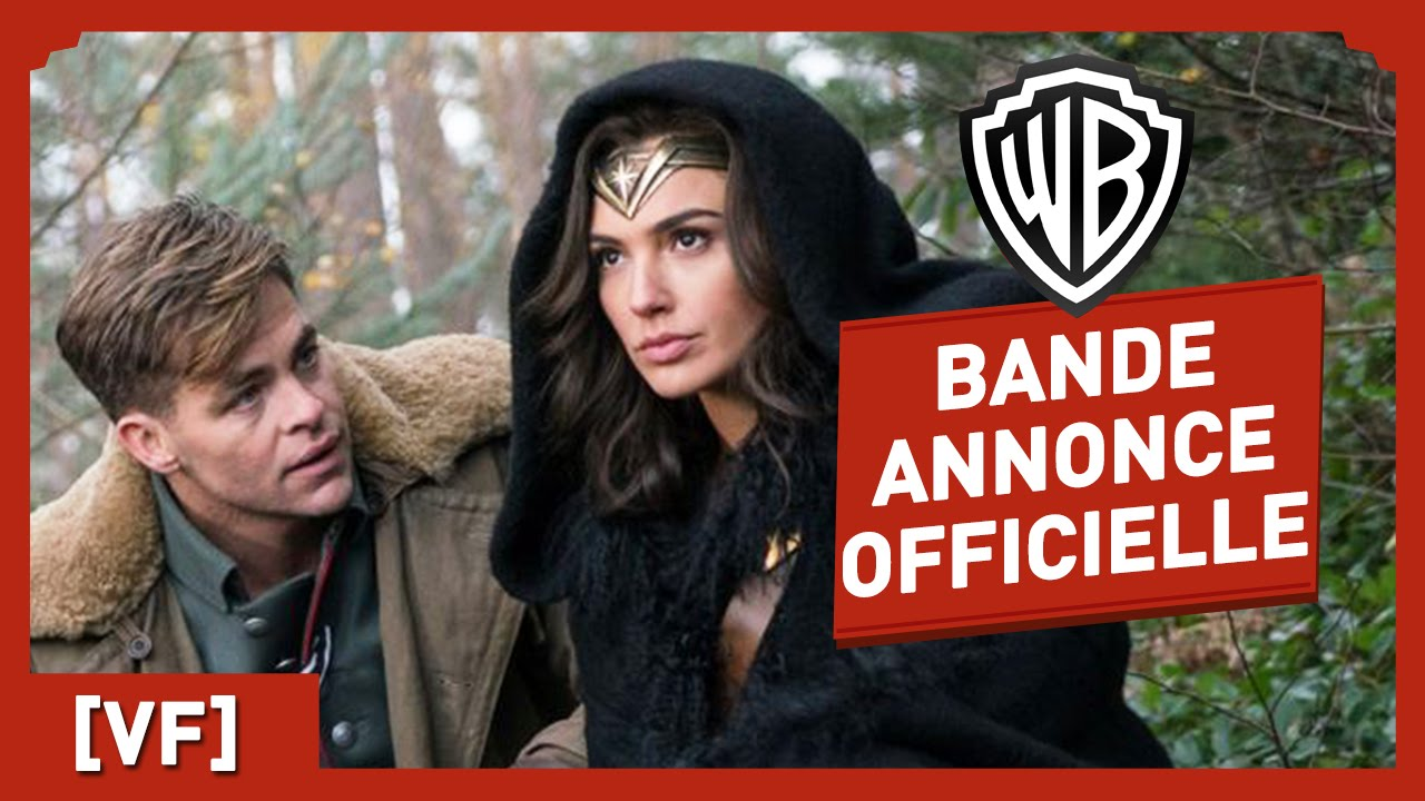 Wonder Woman - Bande Annonce Officielle Comic-Con (VF) - Gal Gadot