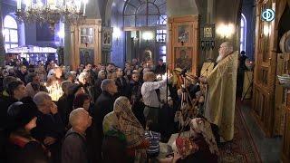 Протоиерей Димитрий Смирнов. Проповедь о любви к Богу и нашей неблагодарности
