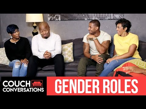 Gender Roles within a Marriage | Couch Conversations | S1E1