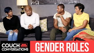 Couch Conversations | Gender Roles within a Marriage | S1E1