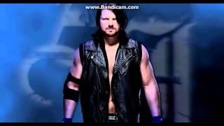 AJ Styles + DMX - ''Olağanüstü Güneş''