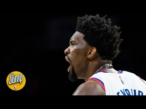 [The Jump] Mike Wilbon on the 76ers potential:
