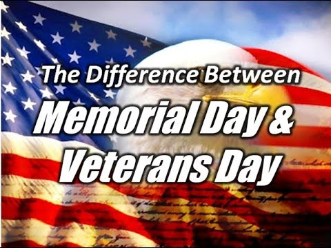 Haylett RV.com - The Difference between Memorial Day vs ...