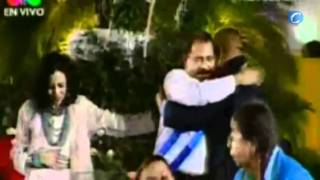 Ortega evita al Príncipe tras inaugurar su segundo mandato consecutivo