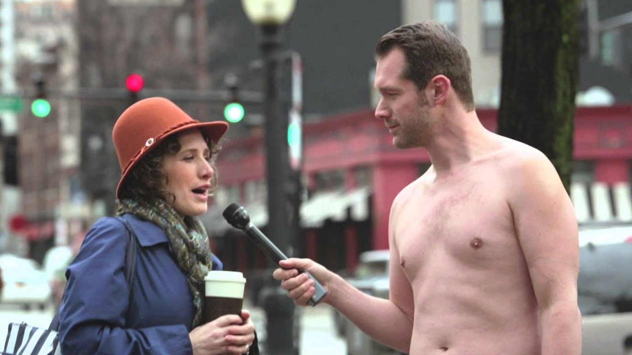 Sanuk Naked Man On The Street  YouTube