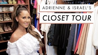 Download Adrienne Houghton's Closet Tour | All Things Adrienne Mp3 and Videos