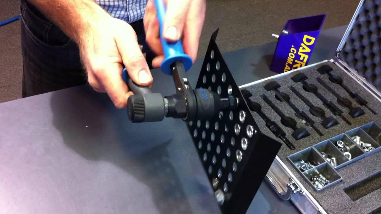 Dafra New Goebel Go12 Ratchet Type Rivnut Tool Setting M10