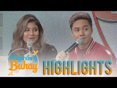 "Magandang Buhay: Sam and Kiana share that they don't celebrate ""monthsaries"""