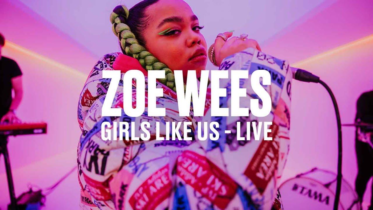Zoe Wees - Girls Like Us (DSCVR | Vevo)