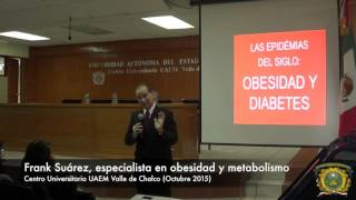 Plática Diabetes - Frank Suárez (Octubre 2015)