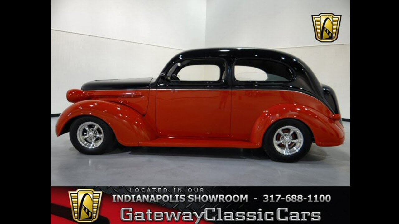 Cars For Sale Indianapolis >> #220 NDY - 1937 Plymouth 2 Door Sedan - Gateway Classic Cars - Indianapolis - YouTube