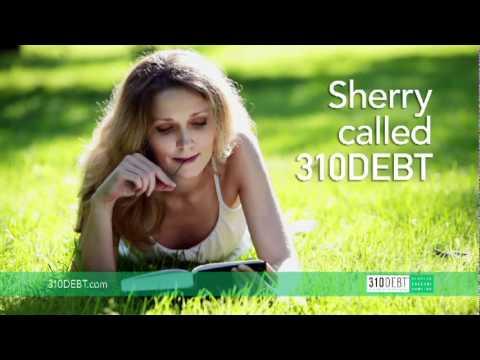 310 DEBT's 20112012 TV Creative: Meet Sherry
