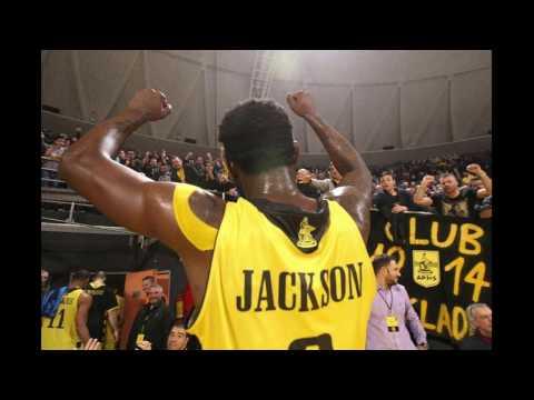 Justin Jackson vs SIG Strasbourg