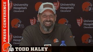 Todd Haley: We are going to play to our guys' strengths | Cleveland Browns